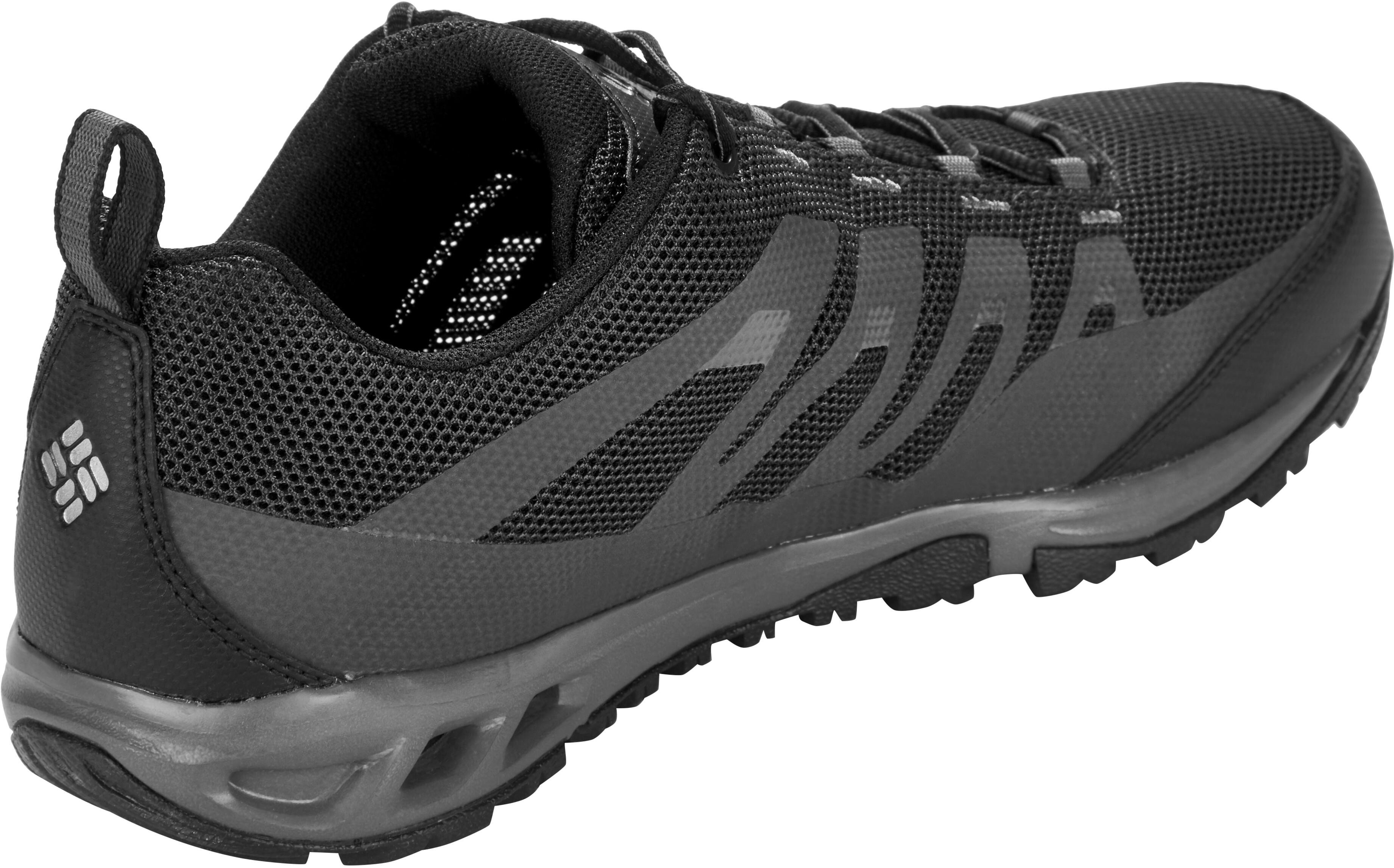 e2a64a7aebe8 Columbia Vapor Vent Shoes Men black at Addnature.co.uk